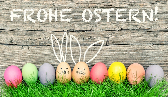 Frohe Ostern © Dreamstime.com