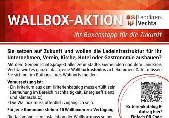Wallboxen-Aktion